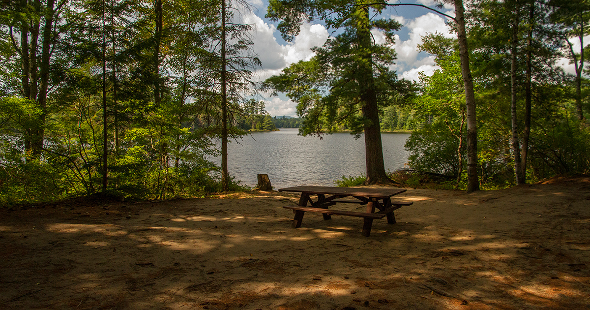New York State Campsite Photos - Best Campgrounds in New York